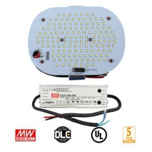 LED Retrofit Plate Kit