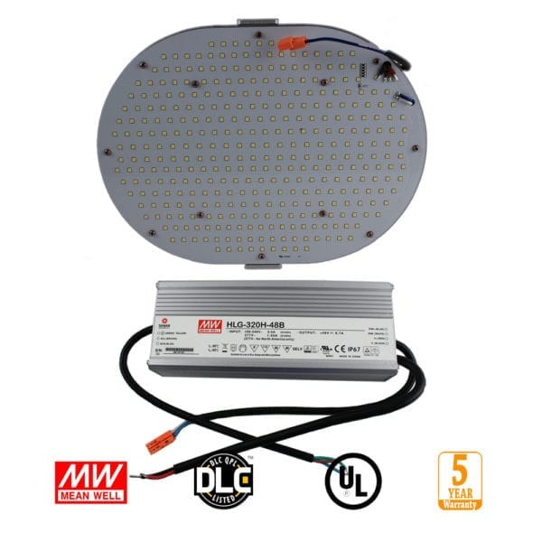 LED Retrofit Plate