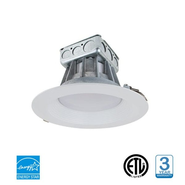 Led downlight junction box
