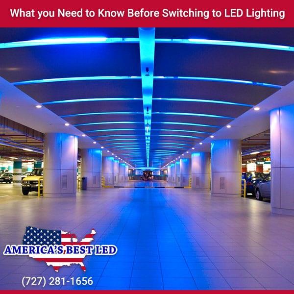 LED Light Lumens