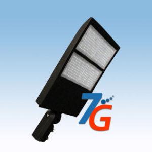 LED shoebox 300 watt
