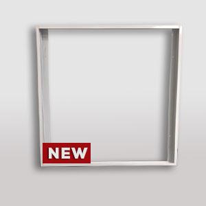 America's Best LED - Vootu 2' x 2' LED Panel Surface Mount Kit