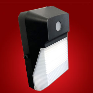 LED Wallpack